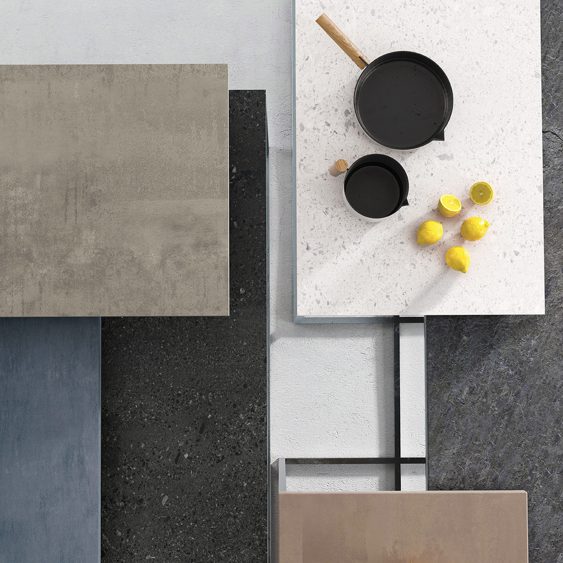 Dark Grey Concrete